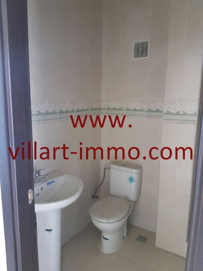 9-Vente-Appartement-Tanger-Mesnana-Salle-de-Bain 2-VA475-Villart Immo
