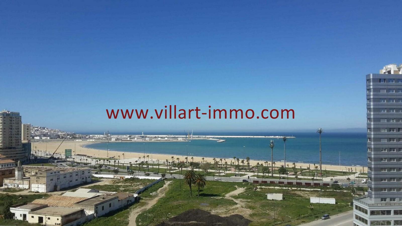 1-Vente-Appartement-Tanger-Malabata-Vue-VA489-Villart Immo