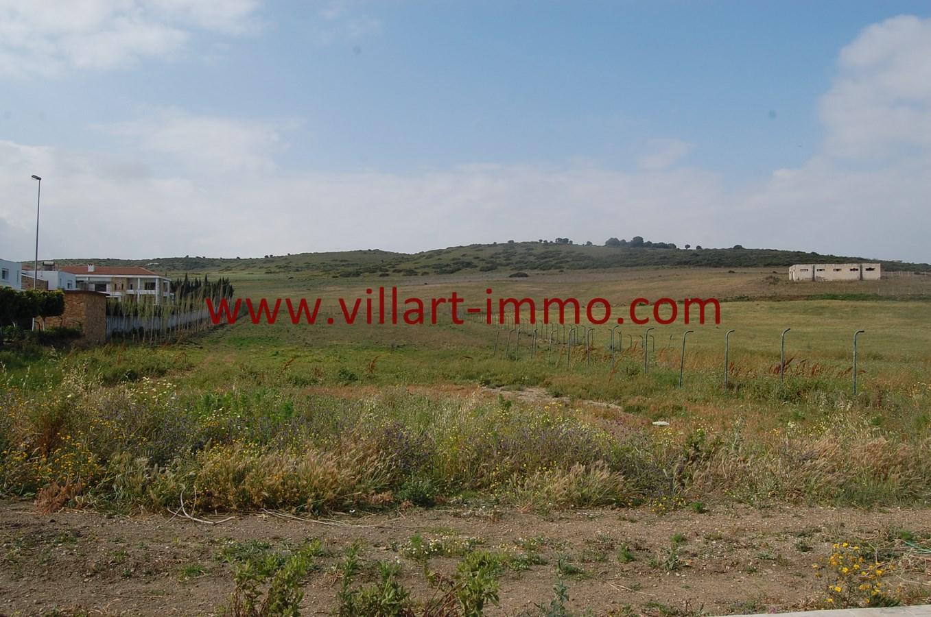 1-Vente-Terrain-Tanger-Jbilat-VT26-Villart Immo