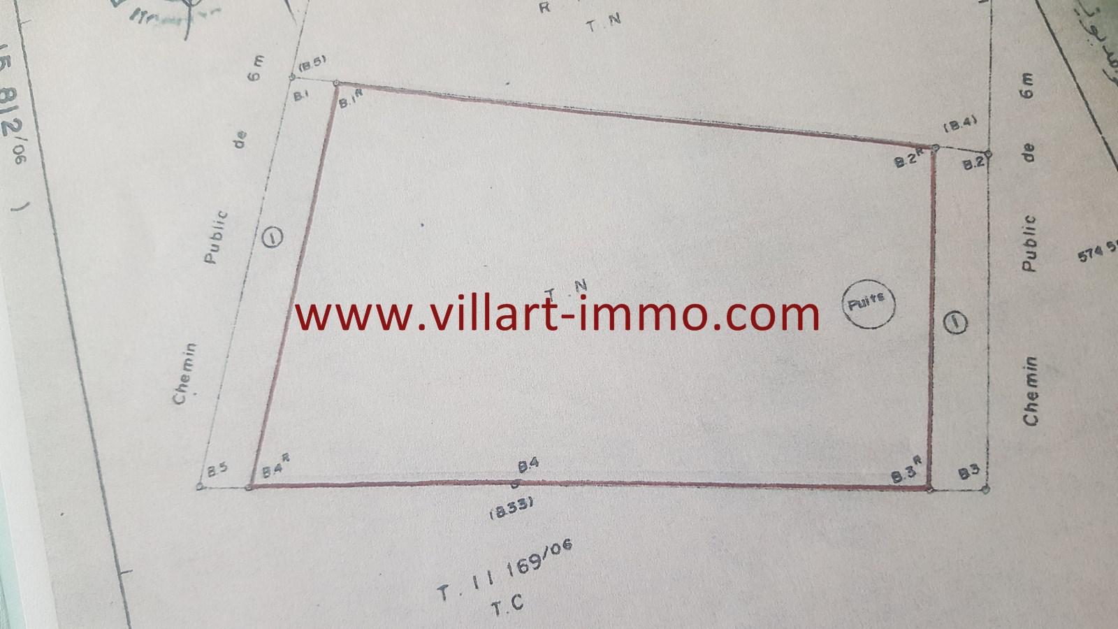 1-Vente-Terrain-Tanger-Mediouna-VT25-Villart Immo