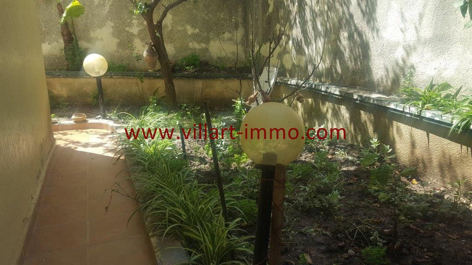 19-Vente-Villa-Tanger-Moujahidin-Jardin 1-VV491-Villart Immo