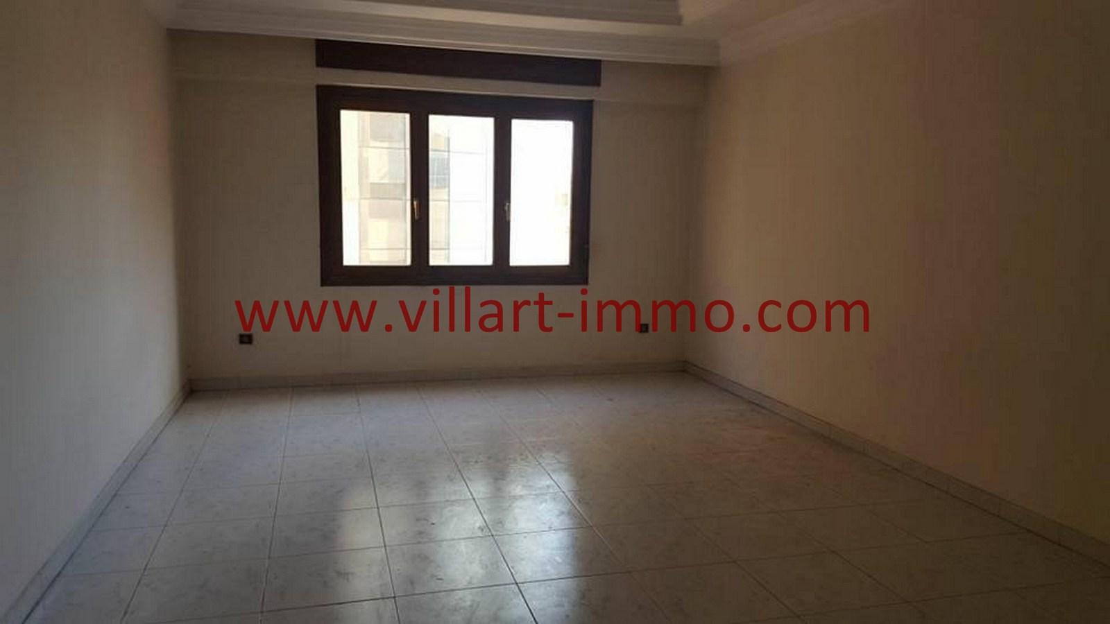 2-Vente-Appartement-Tanger-Centre-ville-Chambre à coucher-VA488-Villart Immo