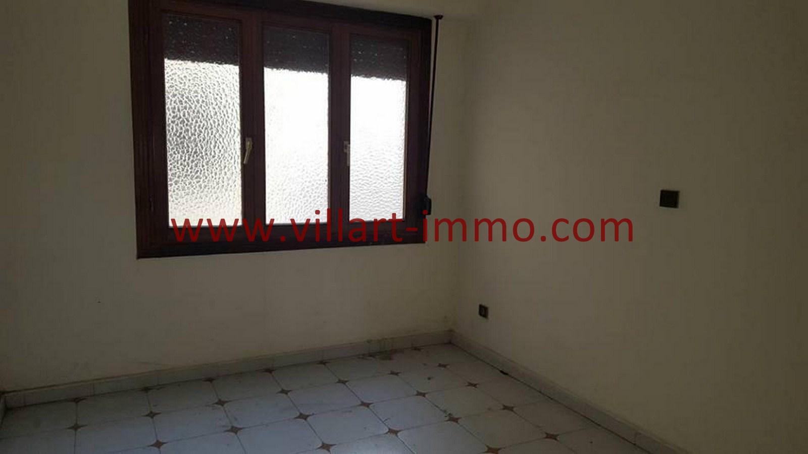 3-Vente-Appartement-Tanger-Centre-ville-Chambre à coucher-VA488-Villart Immo