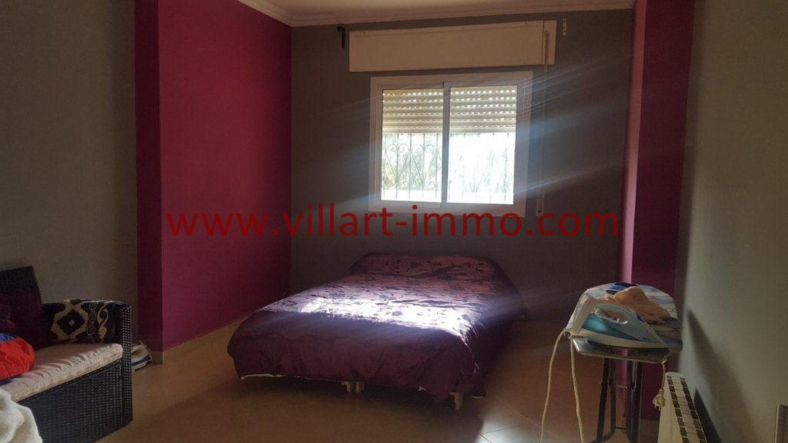 3-Vente-Appartement-Tanger-Val fleuri -Chambre-VA484-Villart Immo