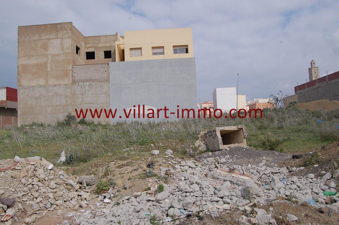 3-Vente-Terrain-Tanger-Gzenaya-VT27-Villart Immo