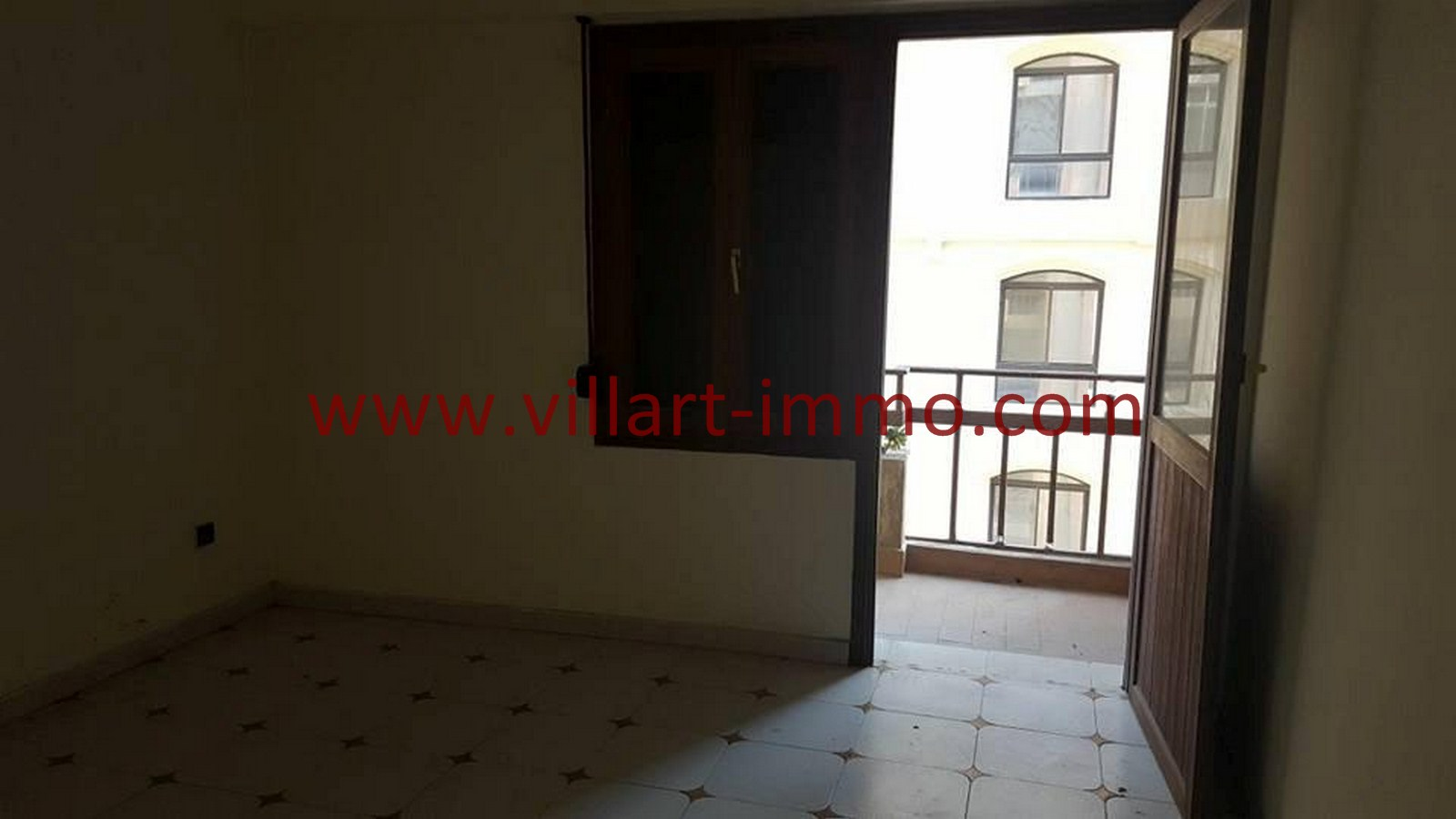 4-Vente-Appartement-Tanger-Centre-ville-Chambre à coucher-VA488-Villart Immo