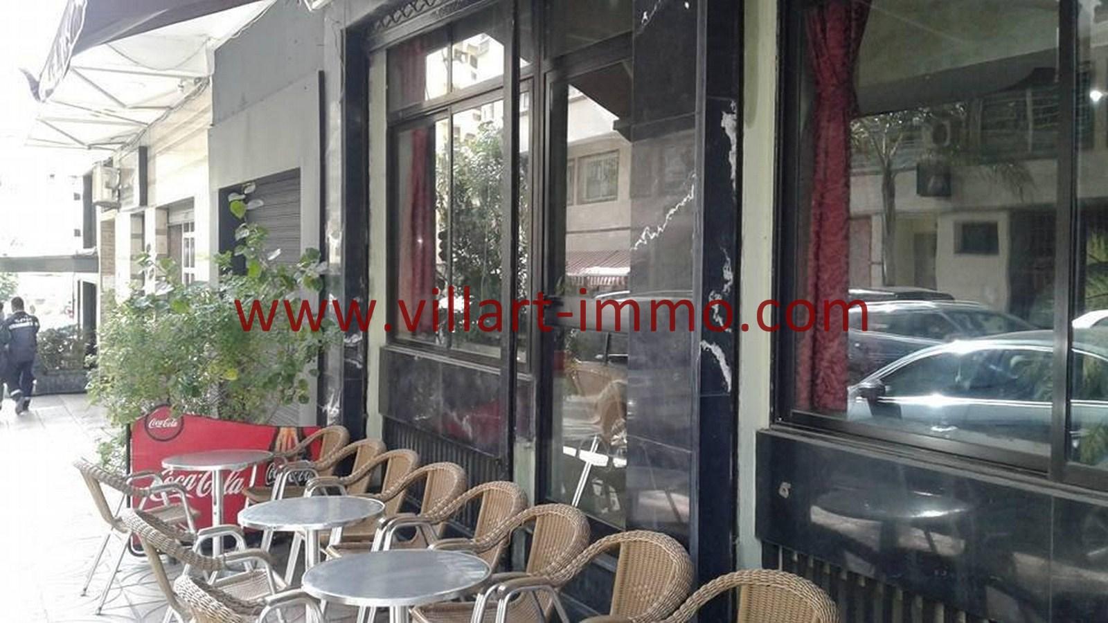 5-Vente-Local-Centre-Ville-Tanger-Exterieur-Villart Immo