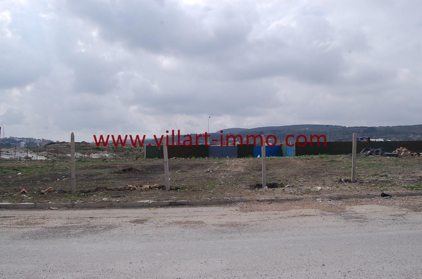 5-Vente-Terrain-Tanger-Gzenaya-VT27-Villart Immo