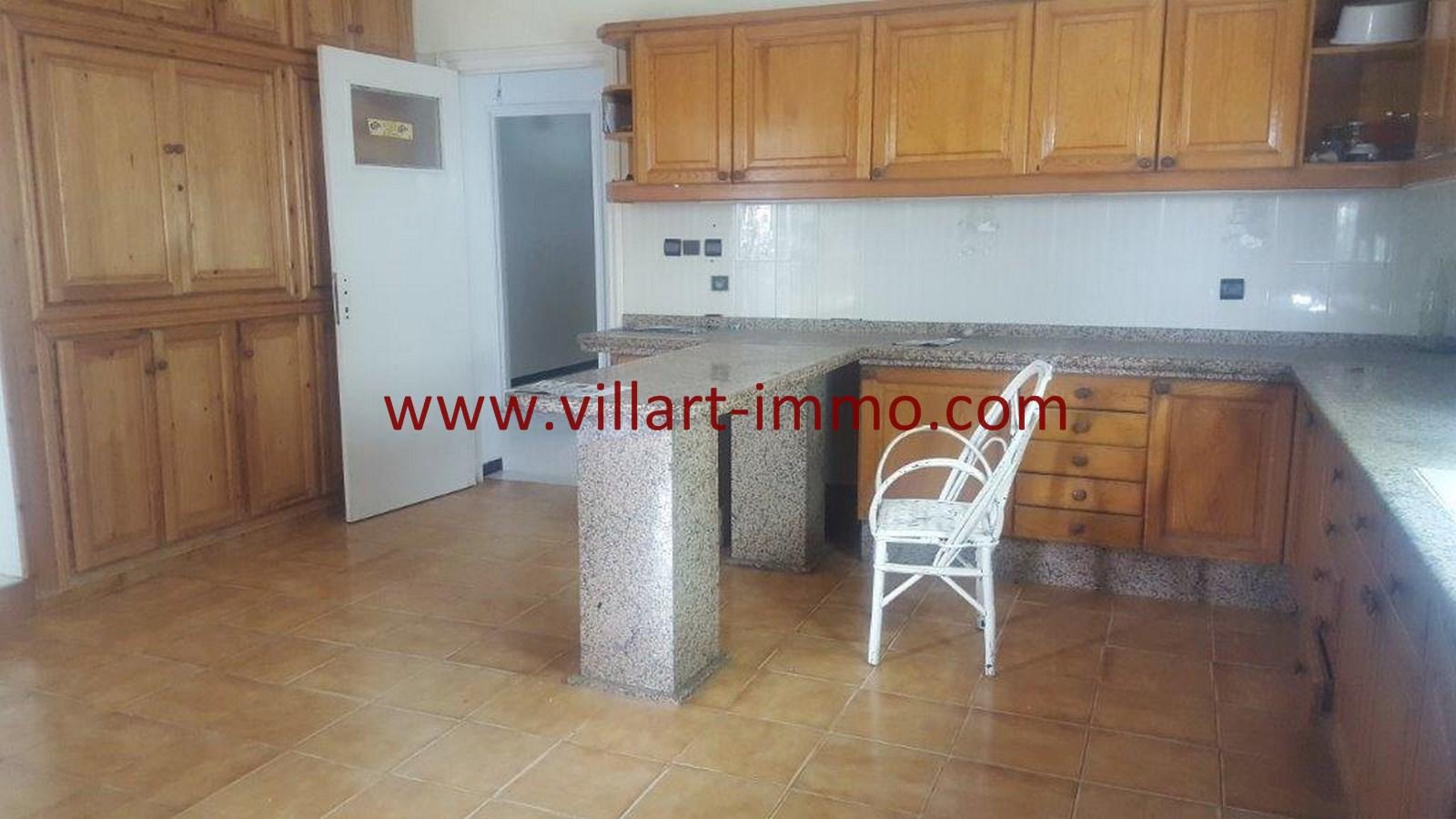 5-Vente-Villa-Tanger-Moujahidin-Cuisine 1-VV491-Villart Immo