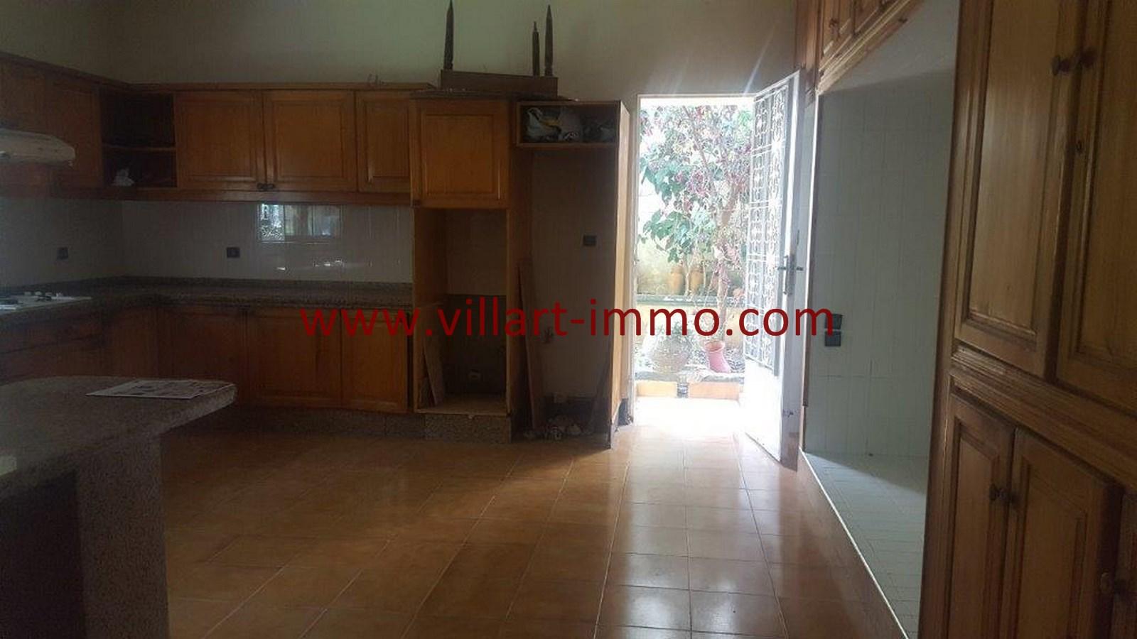6-Vente-Villa-Tanger-Moujahidin-Cuisine 2-VV491-Villart Immo