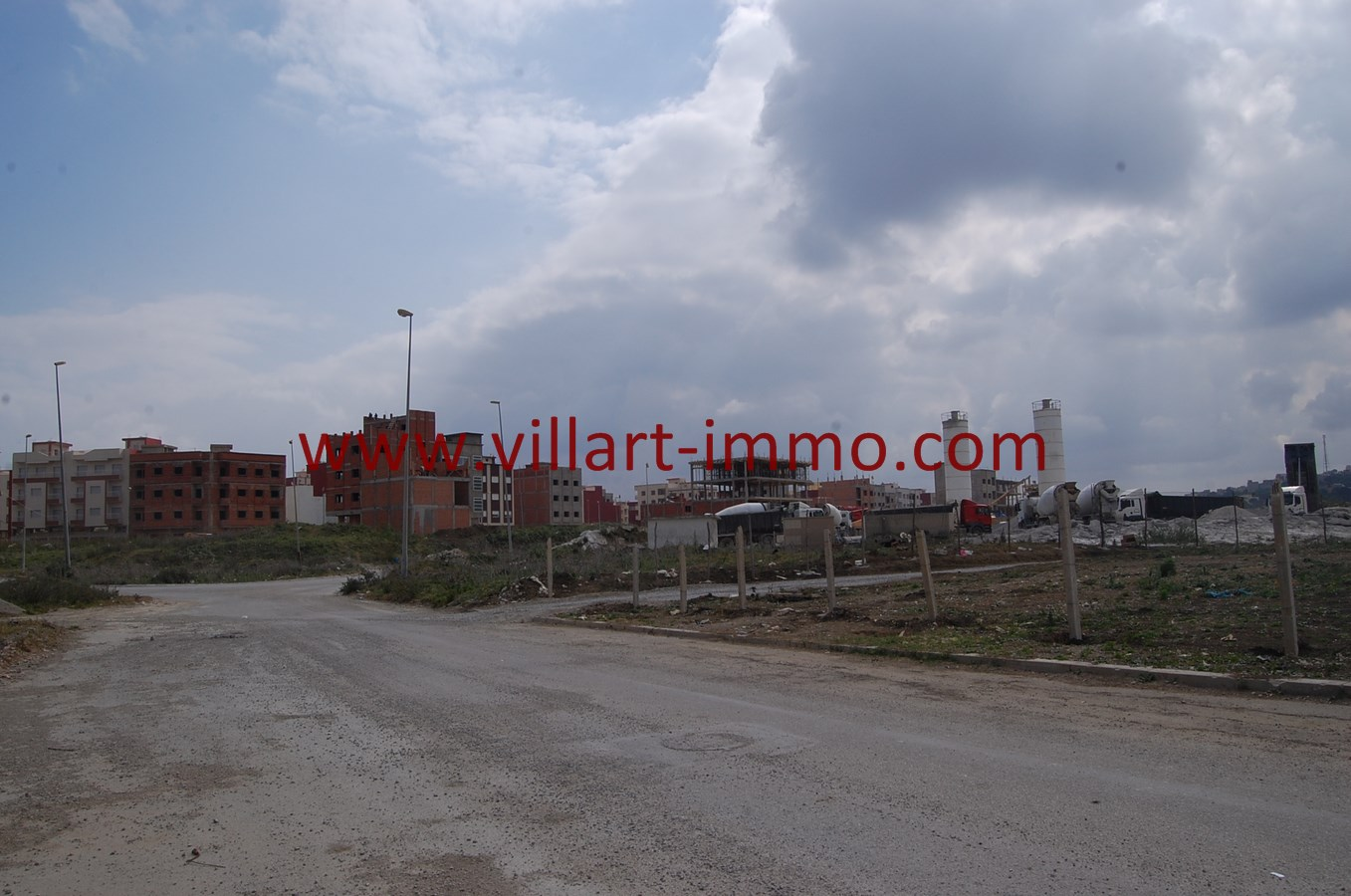 7-Vente-Terrain-Tanger-Gzenaya-VT27-Villart Immo