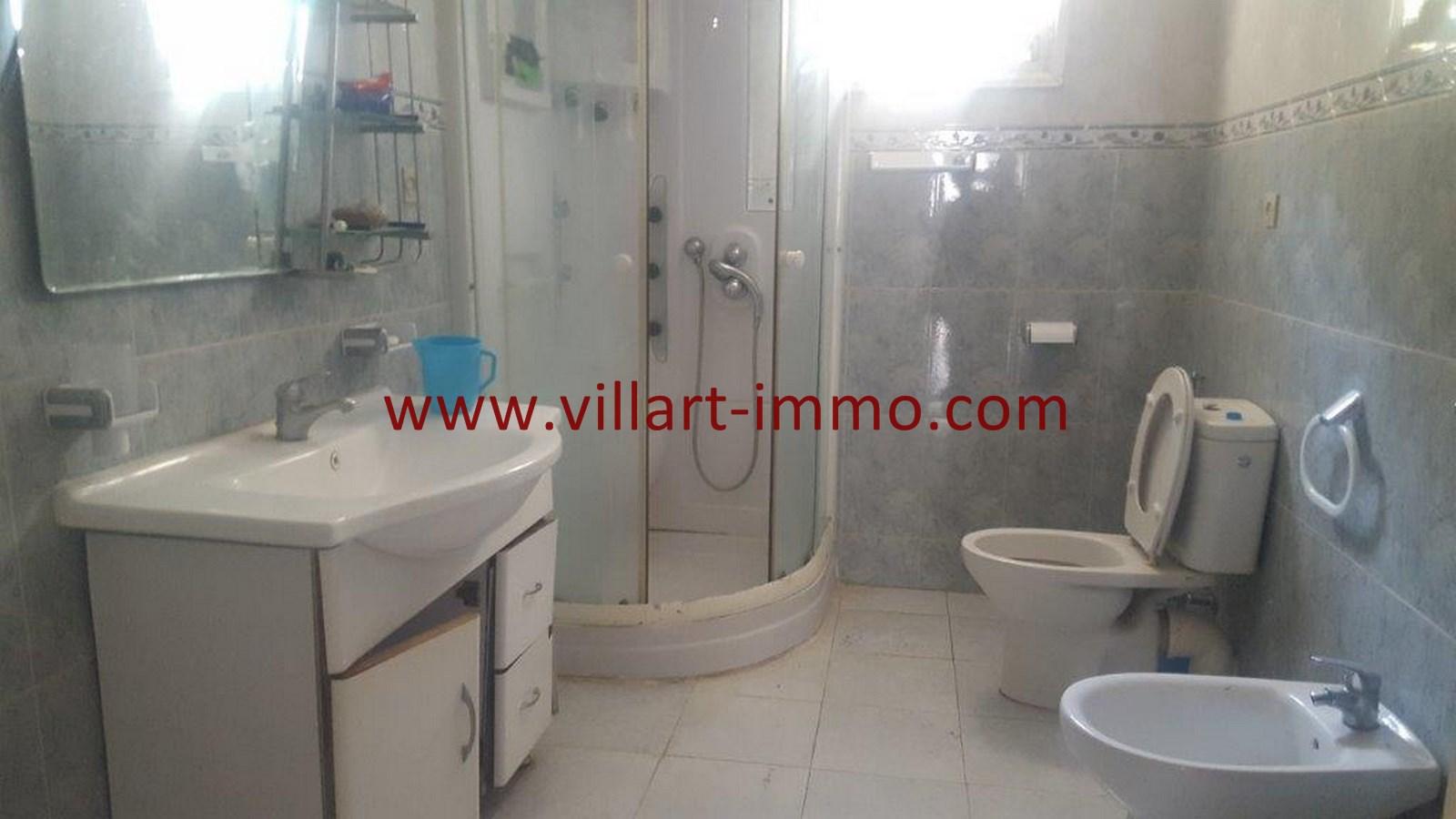 9-Vente-Villa-Tanger-Moujahidin-Salle de Bain 2-VV491-Villart Immo