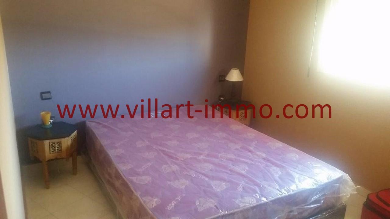 11-A louer-Tanger-Appartement-Meublé-Iberia-Chambre 3-L1039