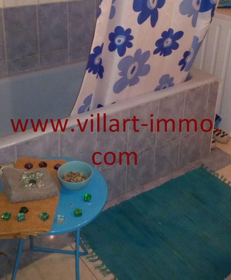 11-Vente-Duplex-Tanger-Nejma-Salle de Bain 2-VA498-Villart Immo