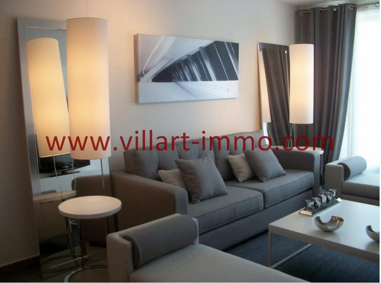 2-Vente-Projet Vera-Tanger-Malabata -Salon 2-Villart Immo