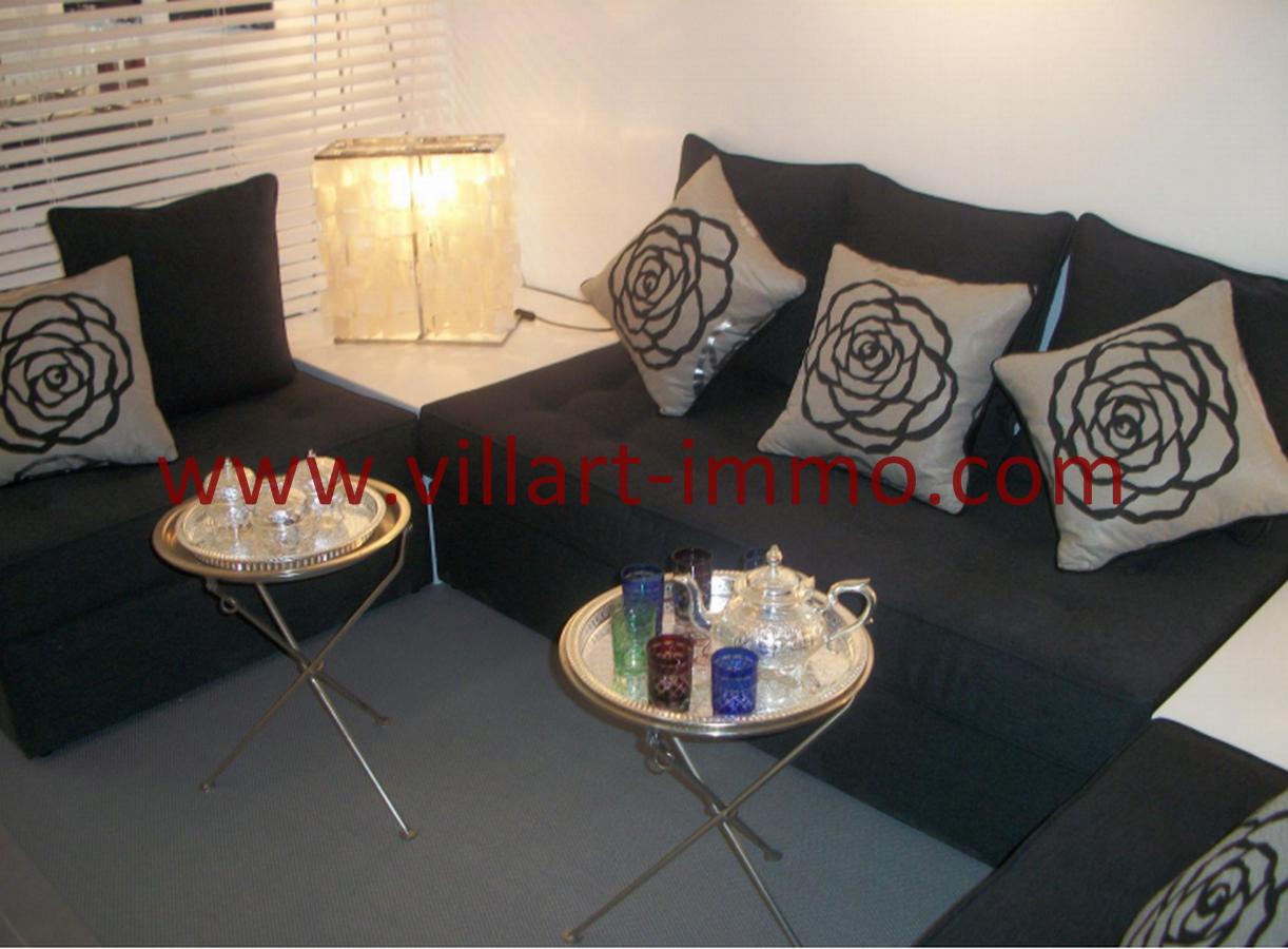 3-Vente-Projet Vera-Tanger-Malabata -Salon 3-Villart Immo