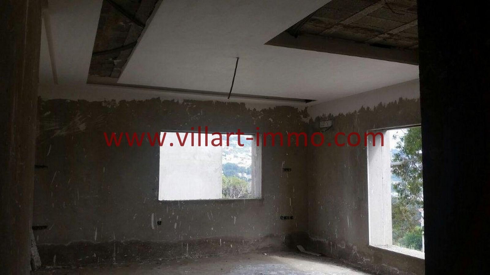 3-Vente-Villa-Tanger-Moujahidin-Chambre a Coucher 1-VV495-Villart Immo
