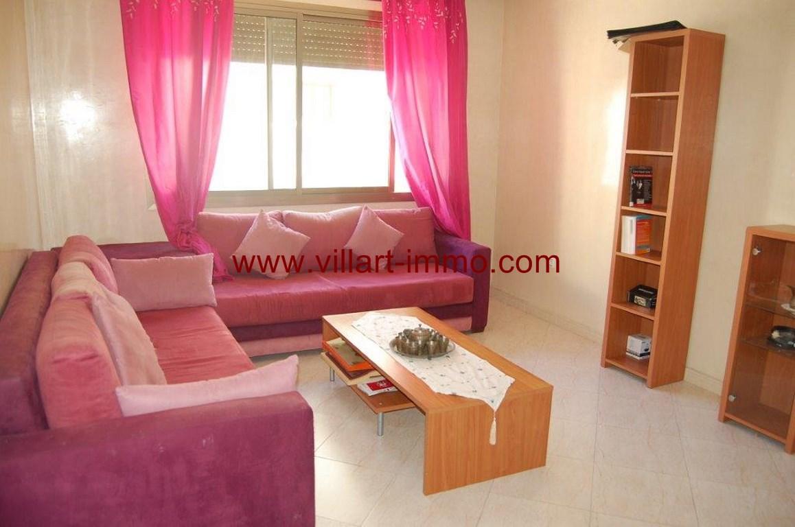 4-Location-Appartement-Meublé-Tanger-quartier administratif-Salon-L1043-Villart Immo (Copier)
