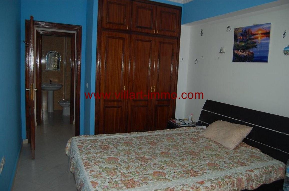 5-Location-Appartement-Meublé-Tanger-quartier administratif-chambre 1-L1043-Villart Immo (Copier)