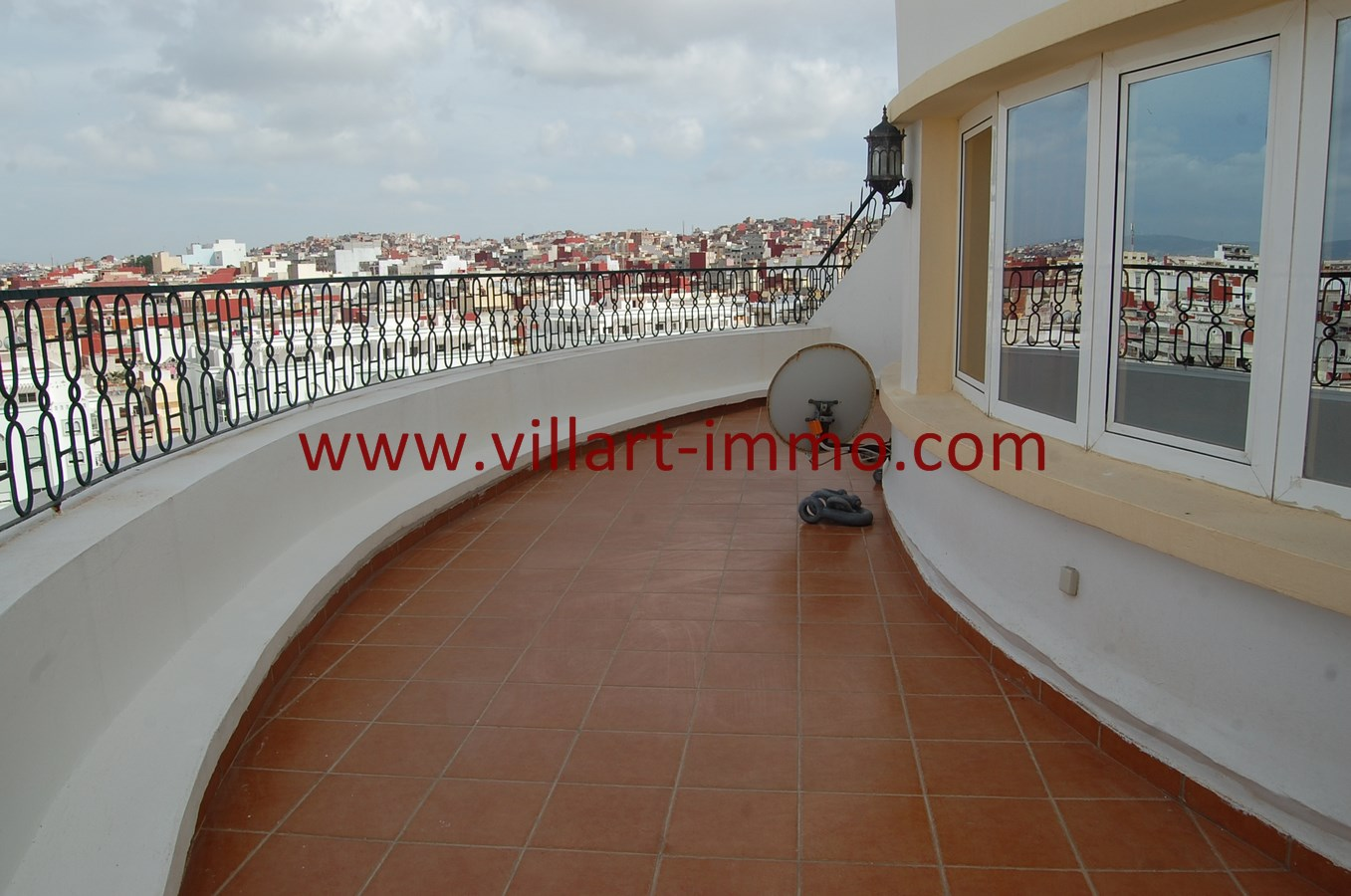 5-Vente-Appartement-Tanger-Route de Rabat-Terrasse 1-VA494-Villart Immo