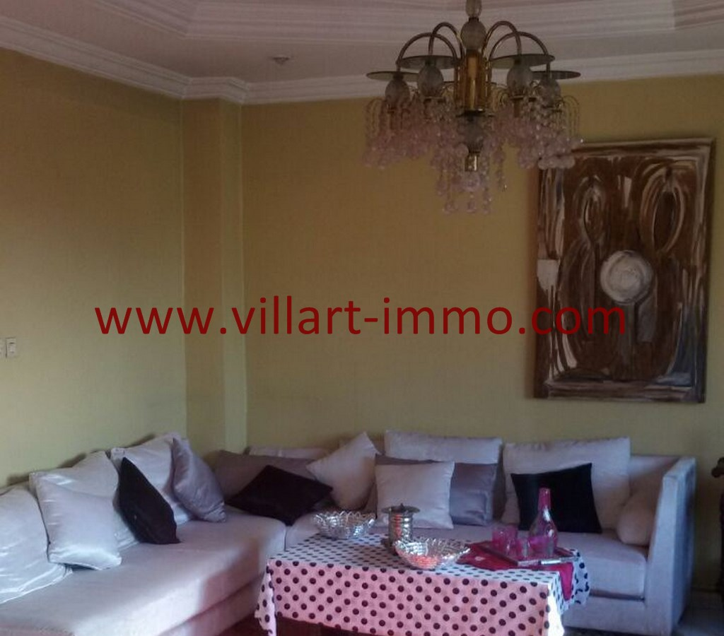 5-Vente-Duplex-Tanger-Nejma-Salon 4-VA498-Villart Immo