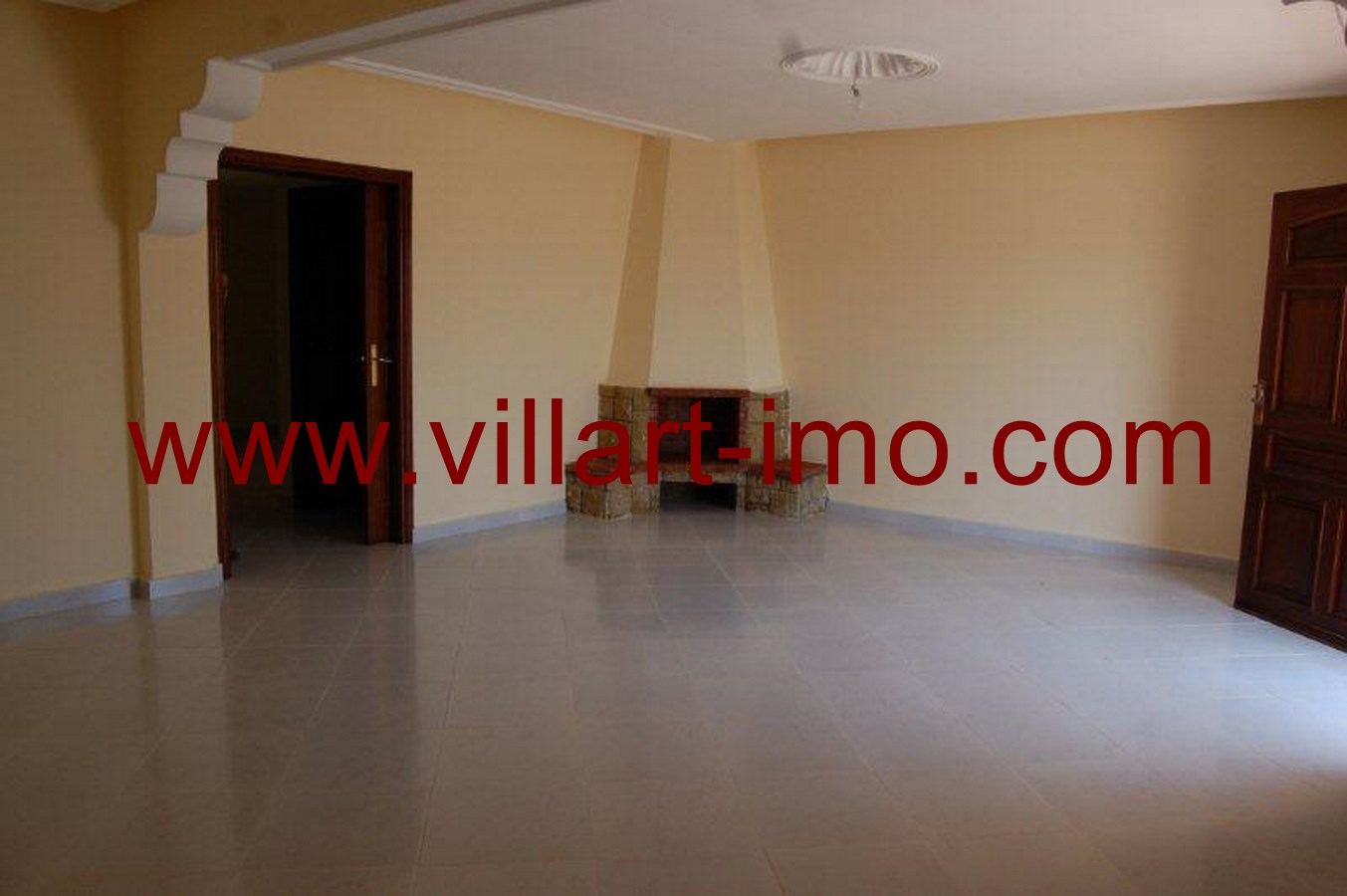 5-Vente-Villa-Tanger-Boubana-Salon -VV437-Villart Immo