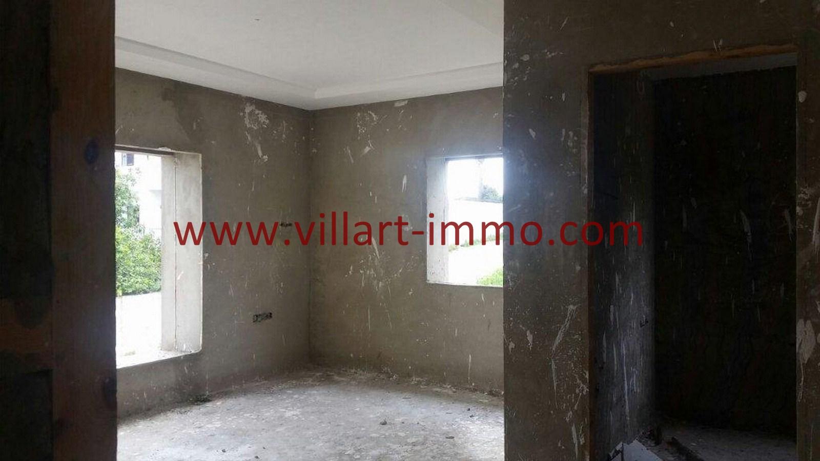 5-Vente-Villa-Tanger-Moujahidin-Chambre a Coucher 2-VV495-Villart Immo