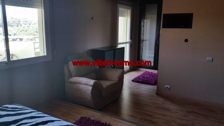 Magnifique appartement f4 meubl quartier iberia tanger for Chambre de commerce tanger