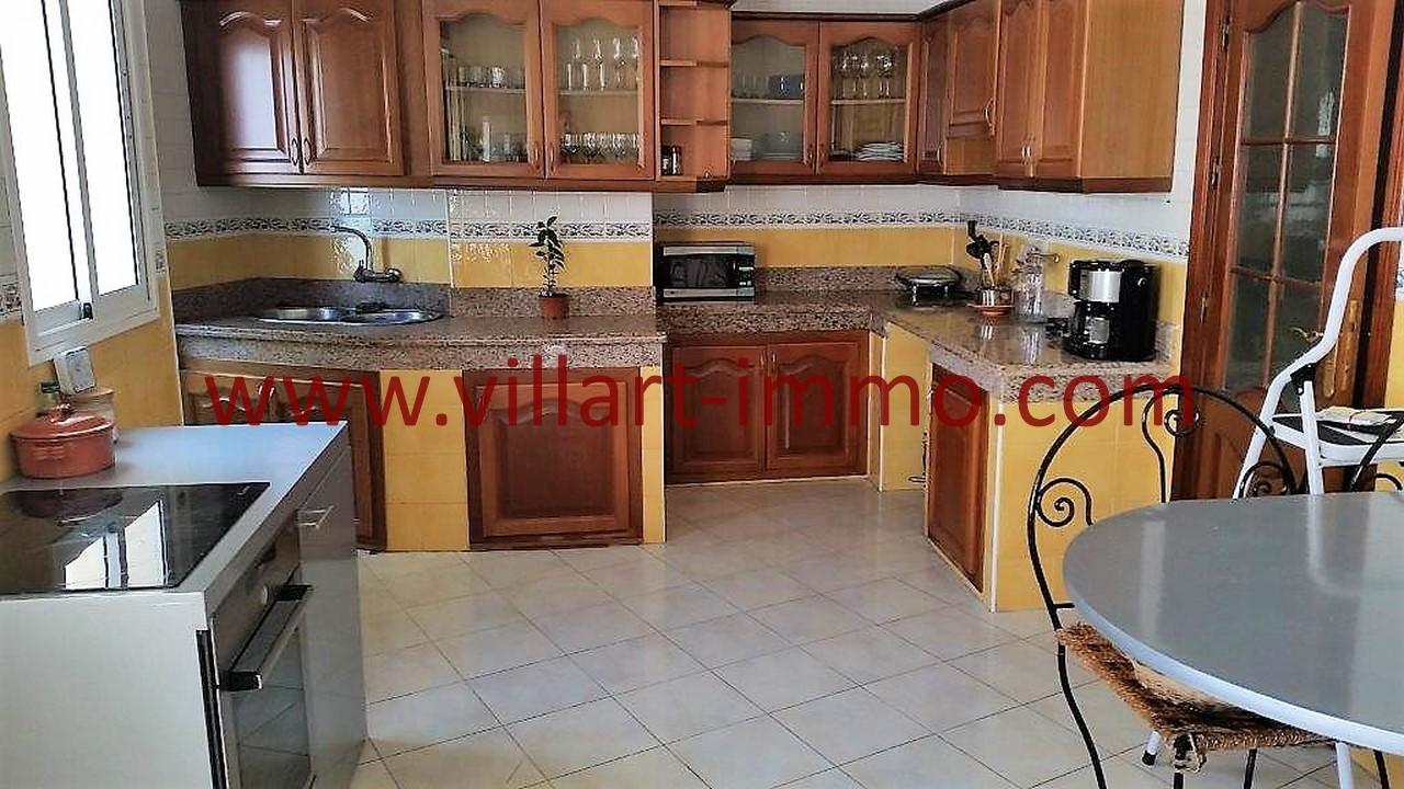 7-A louer-Tanger-Appartement-Meublé-Iberia-Cuisine-L1039