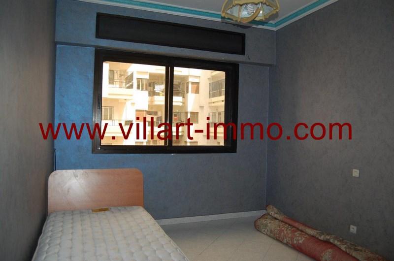 7-Location-Appartement-meublé-Tanger-Chambre 1 - L55-Villart-Immo
