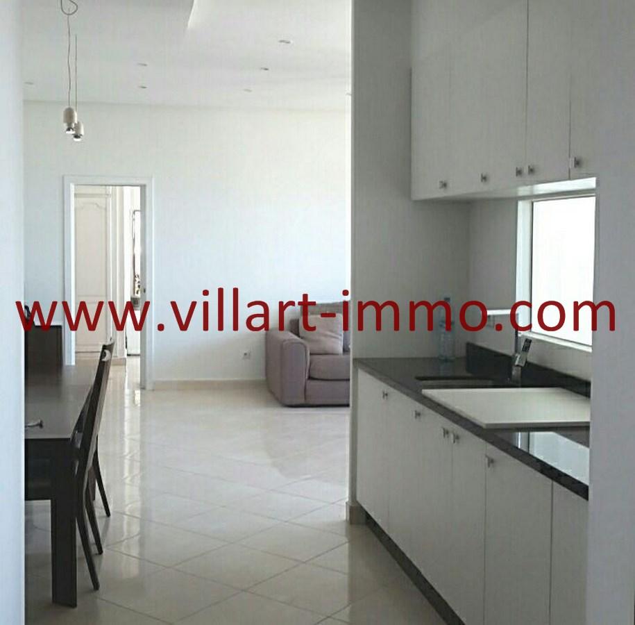 7-Vente-Appartement-Tanger-Malabata-Cuisine 2-VA490-Villart Immo (Copier)