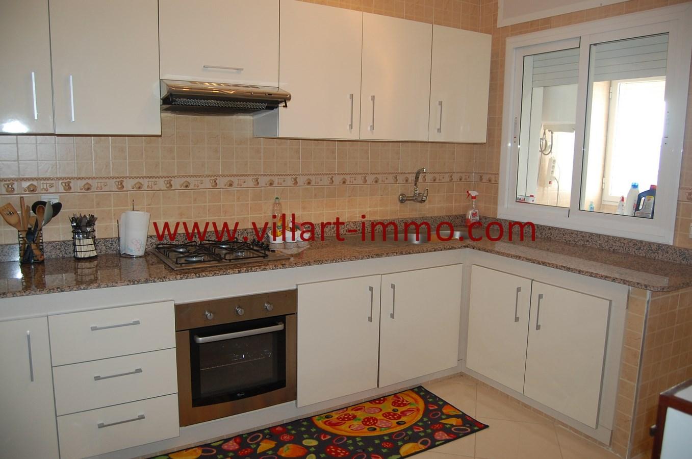 7-Vente-Appartement-Tanger-Route de Rabat-Cuisine 1-VA494-Villart Immo