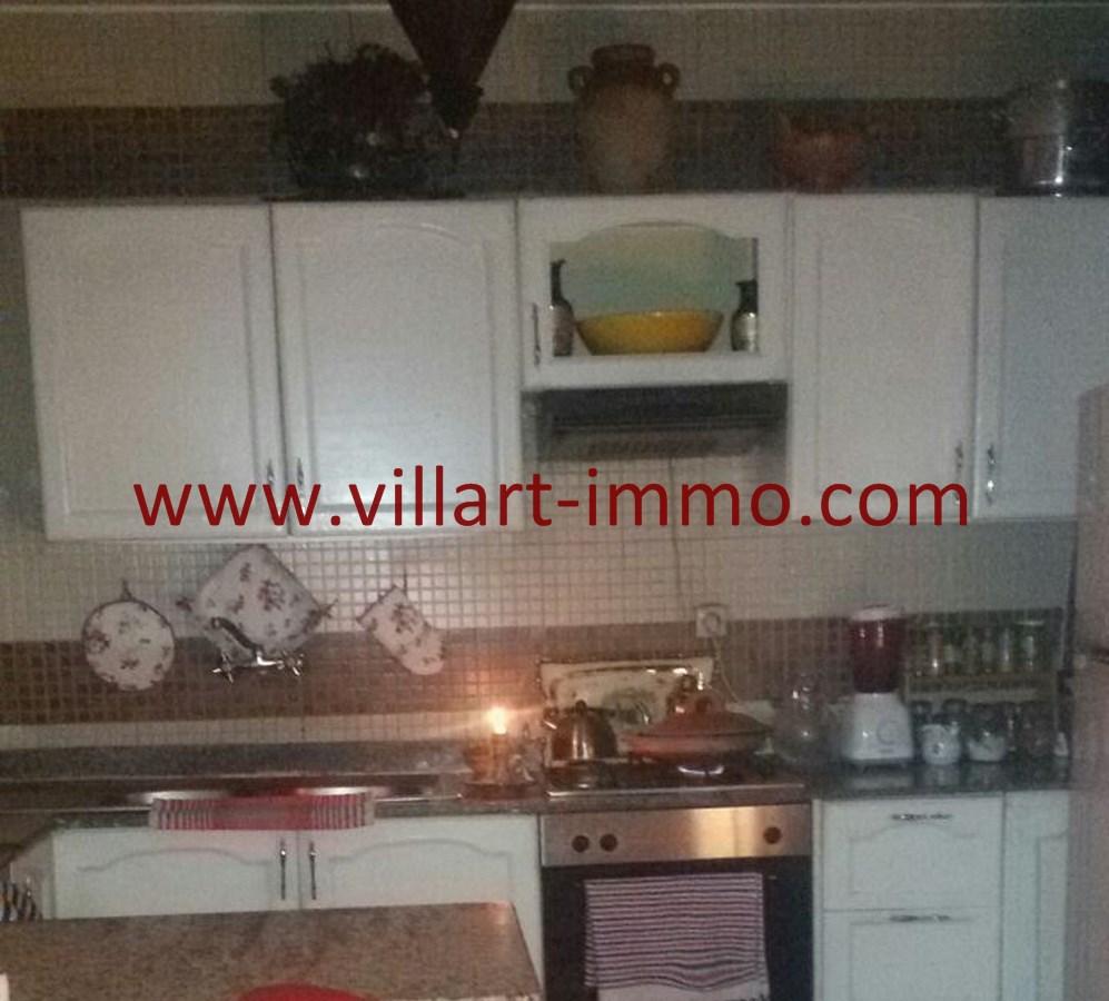 7-Vente-Duplex-Tanger-Nejma-Cuisine-VA498-Villart Immo
