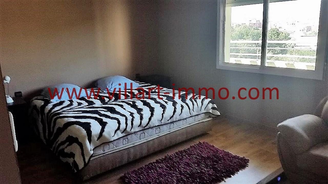 8-A louer-Tanger-Appartement-Meublé-Iberia-Chambre 1-L1039