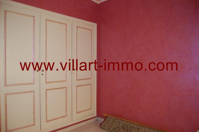 8-Location-Appartement-meublé-Tanger-Chambre 2- L55-Villart-Immo