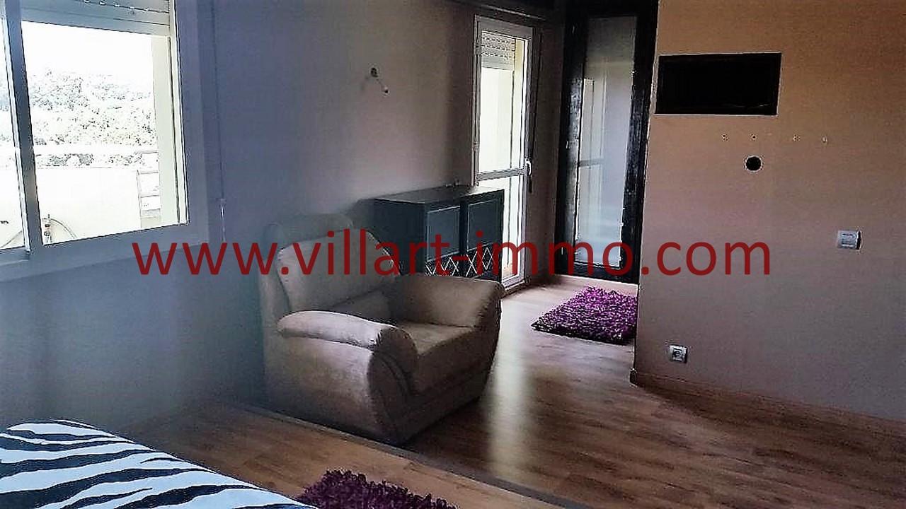 9-A louer-Tanger-Appartement-Meublé-Iberia-Chambre 1-L1039