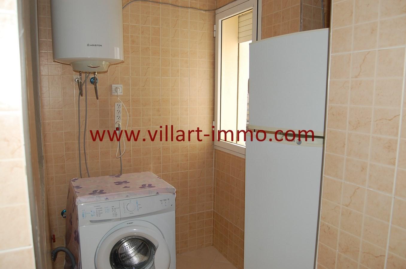 9-Vente-Appartement-Tanger-Route de Rabat-Buanderie-VA494-Villart Immo