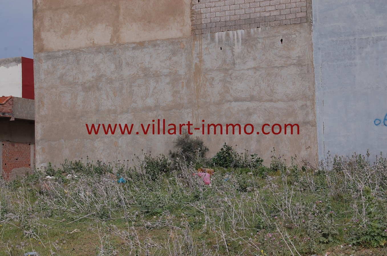 1-Vente-Terrain-Tanger-Gzenaya-VT28-Villart Immo