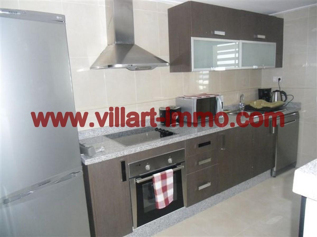 2-Location-Appartement-meublé-Tanger-Centre-Ville-Cuisine-L244-Villart-immo