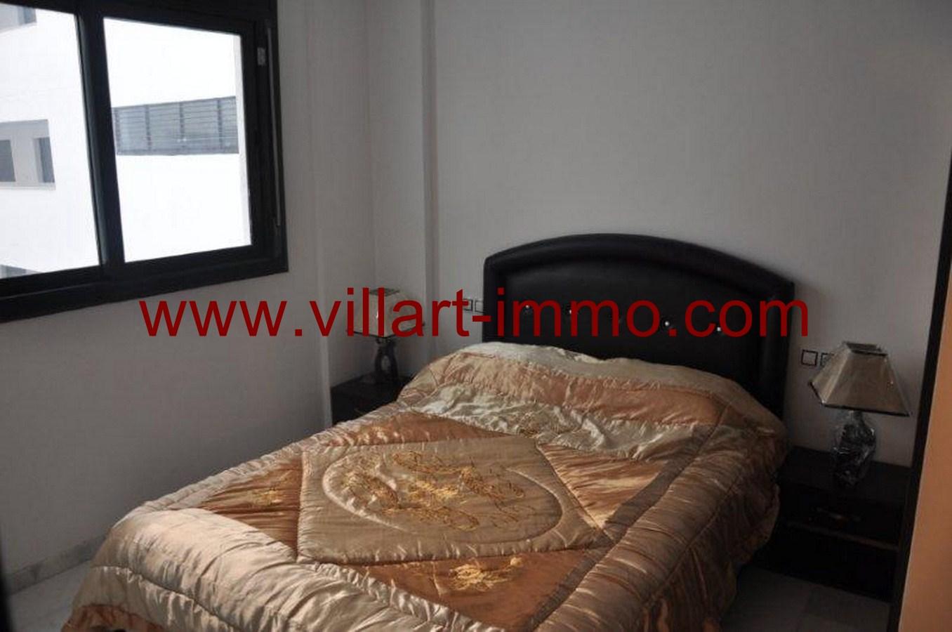 3-Appart-Meublé-chambre1-Tanger-Agence immobilière-Villartimmo
