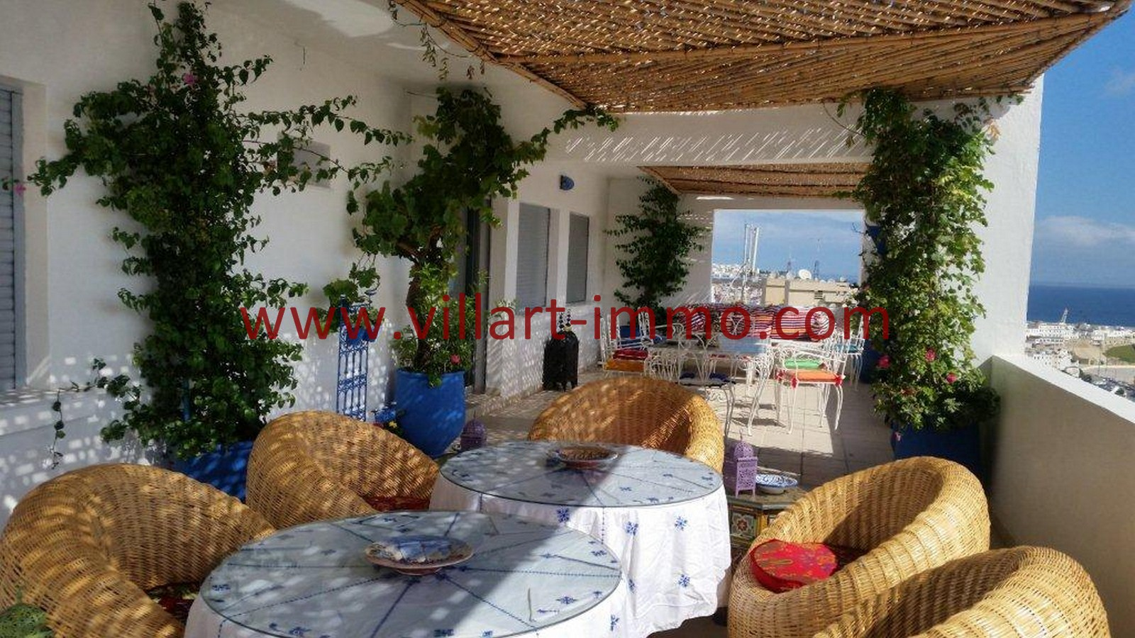 3-Vente-Appartement-Tanger-Centre-De-Ville-Terrasse 3-VA502-Villart Immo