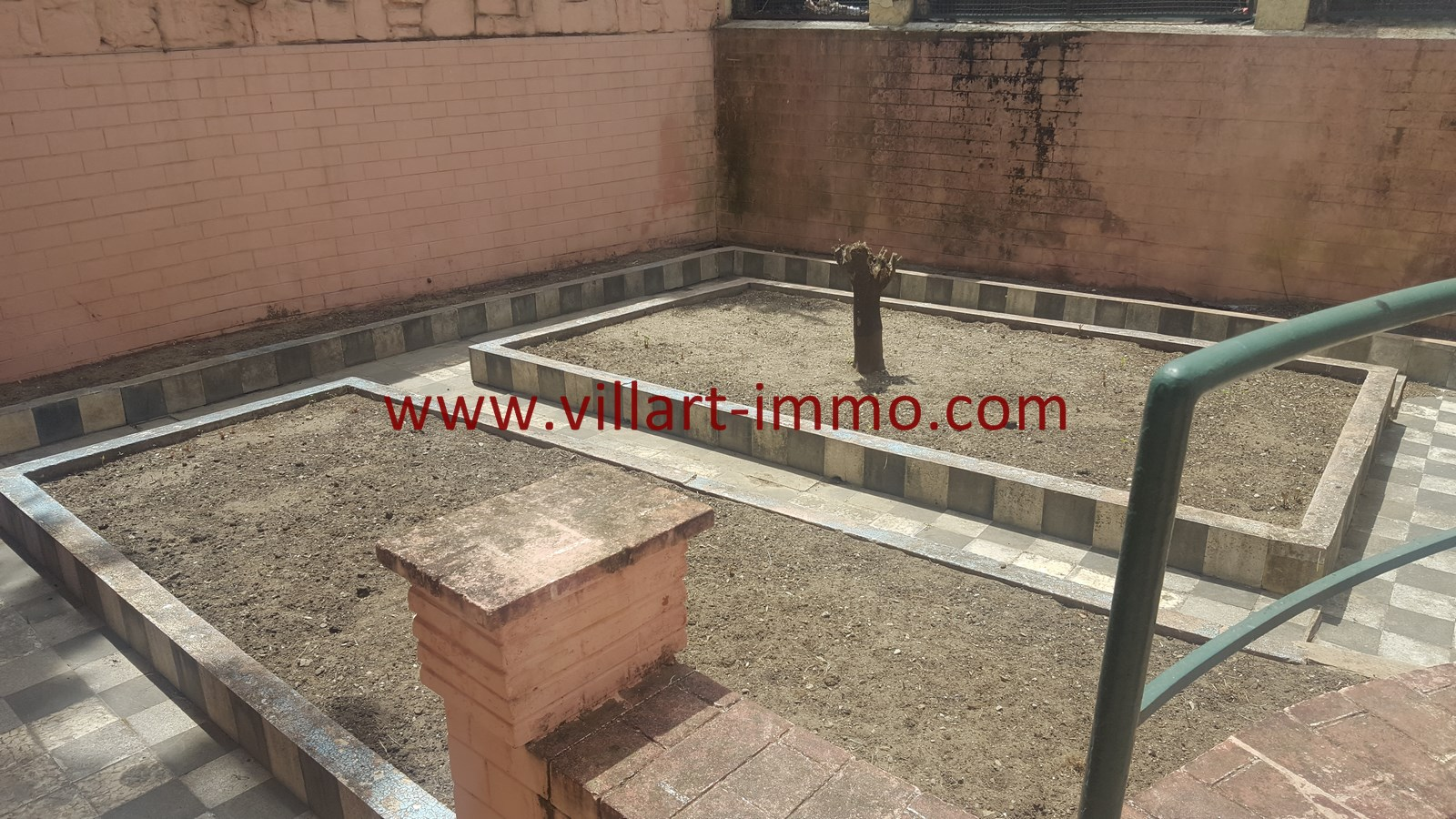 4-Vente-Maison-Tanger-Centre Ville-Jardin 3-VM499-Villart Immo