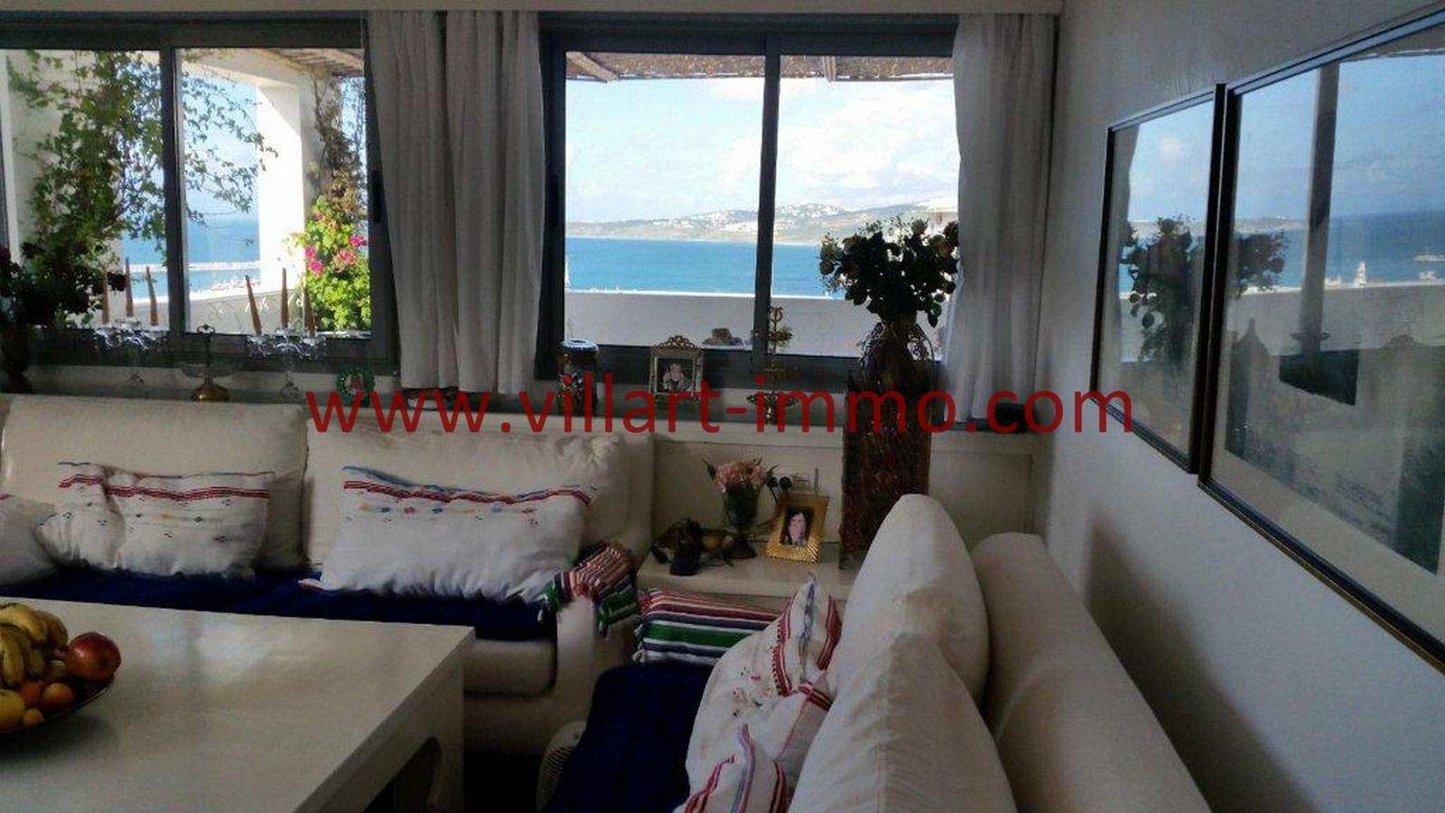 5-Vente-Appartement-Tanger-Centre-De-Ville-Salon -VA502-Villart Immo