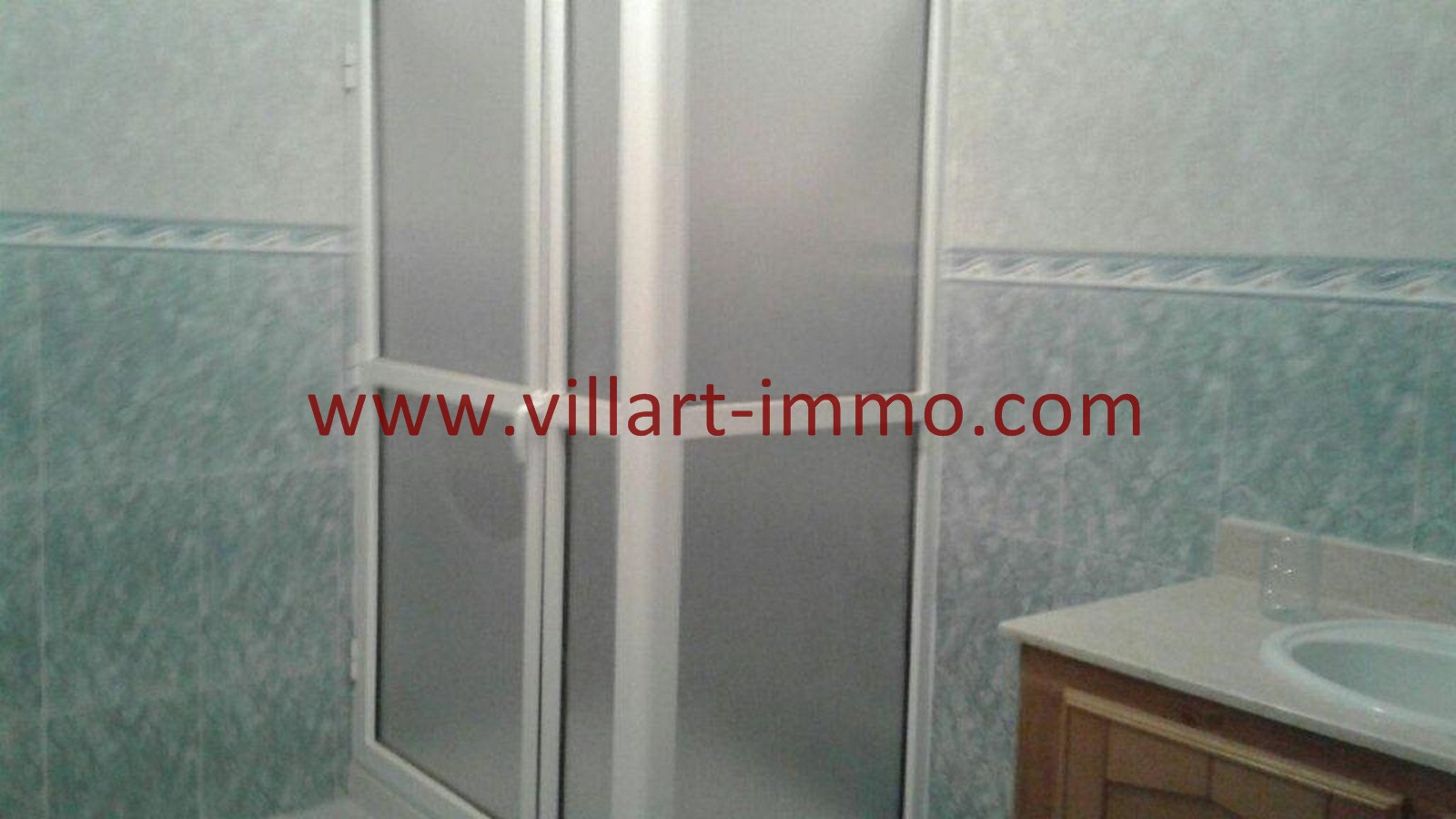 6-Vente-Maison-Tanger-Mojahidine -Salle De Bain 2-VM500-Villart Immo