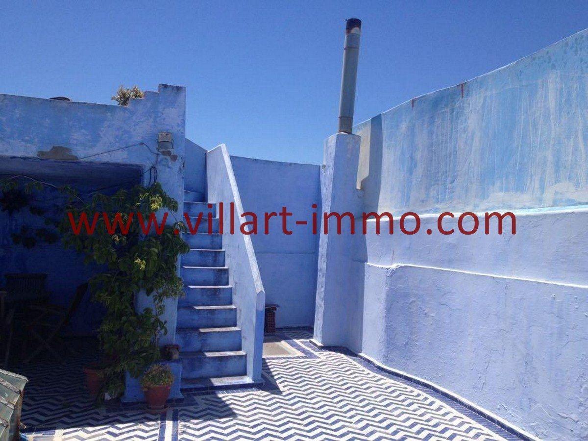 10-Vente-Maison-Assilah-Médina-Terrasse 3 -Villart Immo (Copier)