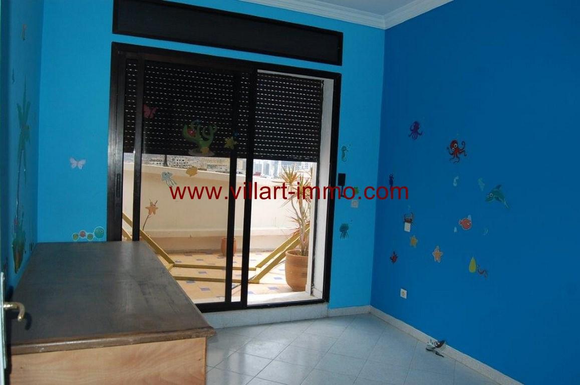 10-location-appartement-non meublé-Tanger-centre ville-Chambre 4-L1053