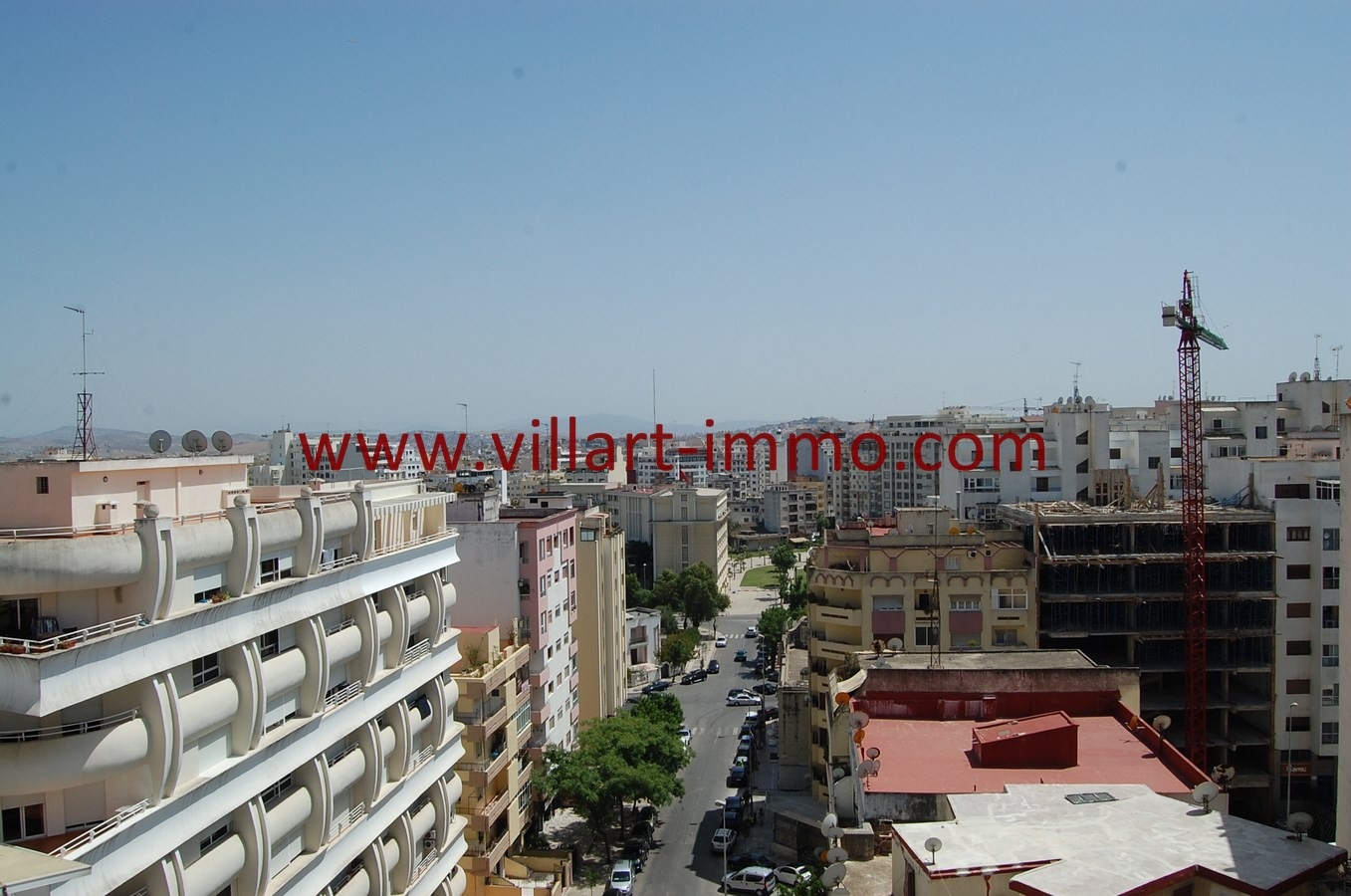 11-Vente-Appartement-Tanger-Centre-Ville-Vue 1-VA505-Villart Immo