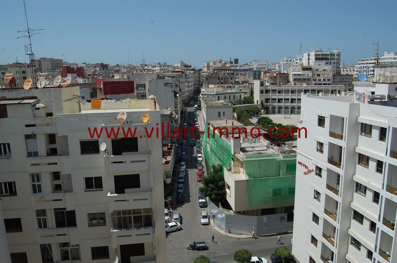 12-Vente-Appartement-Tanger-Centre-Ville-Vue 2-VA505-Villart Immo