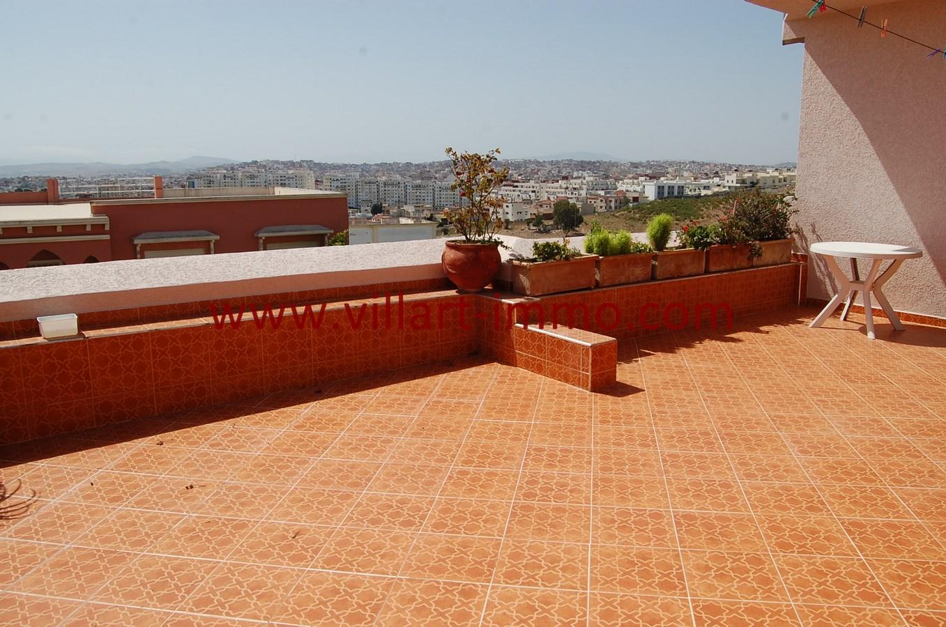 12-Vente-Villa-Tanger-Mojahidin-Terrasse 2-VV503-Villart Immo