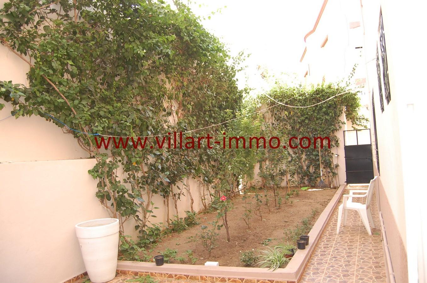14-Vente-Villa-Tanger-Mojahidin-Jardin 3-VV503-Villart Immo